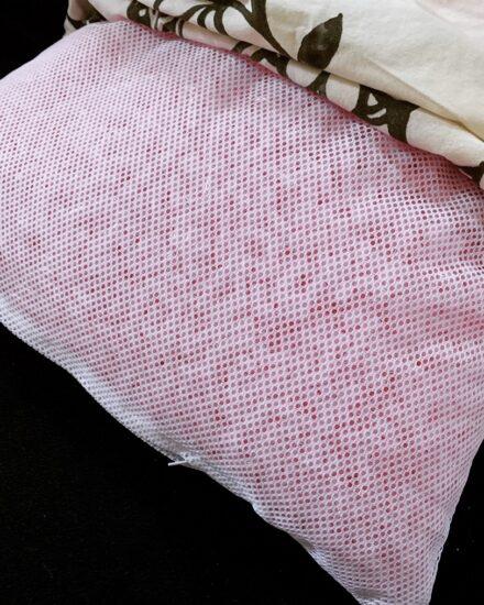 パイプ枕 レギュラー やわらかめの写真です